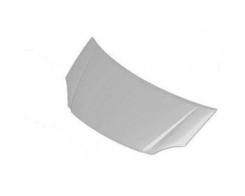 Капот ГАЗ-3302 нового образца пластмассовый белый
