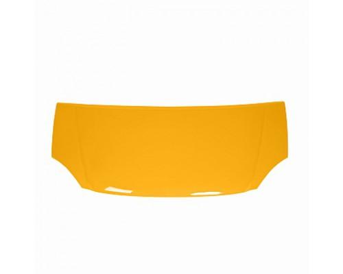 Капот ГАЗ-3302 нового образца пластмассовый желтый