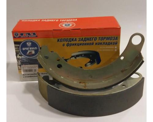 Колодка тормозная ГАЗ-2410 короткая Н.Новгород