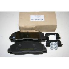 Колодки торм.комплект ГАЗ-3302 NEXT Южная Корея