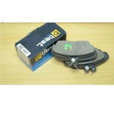 Колодки торм.передние ГАЗ-3302 ABS BEST