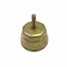 Колпак ступицы ГАЗ-3302 со шпилькой высокий под метал.колпак