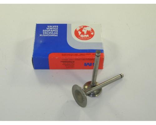 Комплект клапанов ГАЗ ДВС 406 SM Германия 16 штук