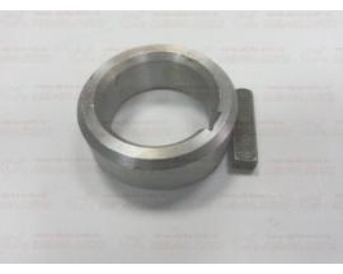 Комплект коленчатого вала ГАЗ ДВС 406 втулка,шпонка,кольцо