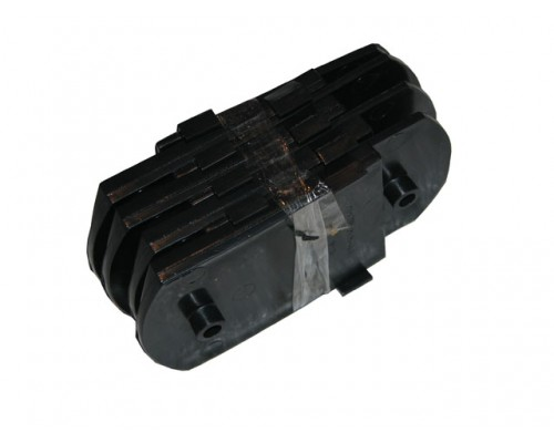 Комплект противоскрипных пластин рессоры ГАЗ-2410