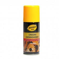 Смазка силиконовая для резиновых уплотнителей ASTROhim спрей