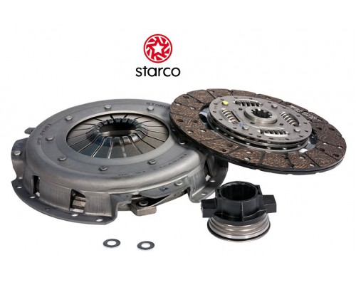 Корзина, диск и муфта сцепления ГАЗ ДВС 406 STARCO органика