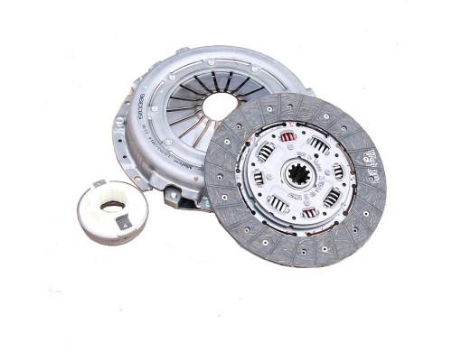 Корзина, диск и муфта сцепления ГАЗ ДВС 406 Валео