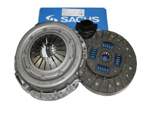 Корзина, диск и муфта сцепления ГАЗ ДВС 4216 SACHS