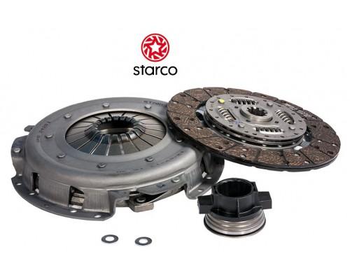 Корзина, диск и муфта сцепления ГАЗ ДВС 4216 STARCO