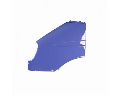 Крыло переднее ГАЗ-3302 левое нового образца пластик юниор