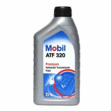 Масло гидроусилителя Mobil  ATF Dextron-3 1л красное