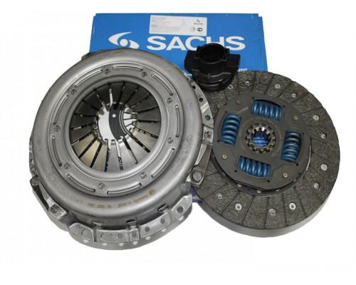 Корзина, диск и муфта сцепления ГАЗ ДВС 405 SACHS