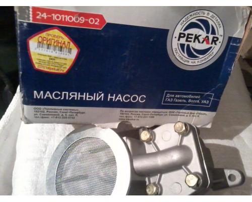 Насос масляный ГАЗ ДВС 402 ПЕКАР