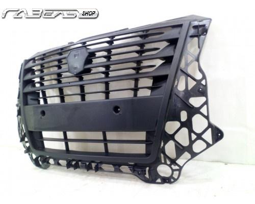 Облицовка радиатора ГАЗ-3302 пластик NEXT бампер сред.часть