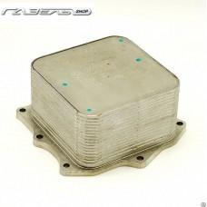 Охладитель масла (теплообменник) ГАЗ ДВС Камминз (ISF2.8)
