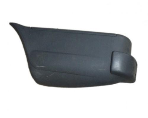 Боковина заднего бампера ГАЗ-2217 серая н/о Бизнес комплект
