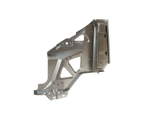 Панель передка боковая ГАЗ-3302 правая в сборе нового образц