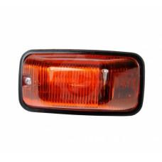 Повторитель указателя поворотов ГАЗ-3302 Бизнес желтый правы