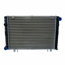Радиатор водяной 2х ряд алюм ГАЗ-3110 Софико Китай сборный