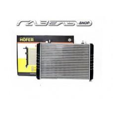 Радиатор водяной 3х ряд алюм ГАЗ-2217 Hofer
