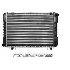 Радиатор водяной 3х ряд алюм ГАЗ-2217 Китай Софико сборный