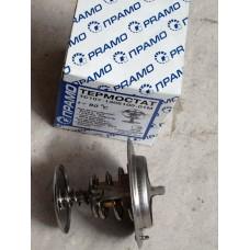 Термостат ТС-107-05 ГАЗ-3110 ДВС 406 82 градуса ПРАМО