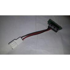 Блок регулировки скорости вент. отопителя ГАЗ-3302