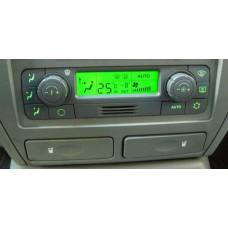 Блок управления отопителем ГАЗ-3302 Бизнес с кондиционером