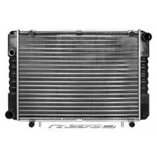 Радиатор водяной 3х ряд алюм ГАЗ-2217 WEBER