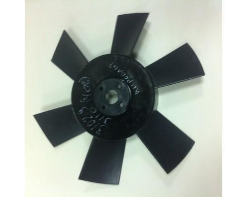Вентилятор ГАЗ-31029 4 отверстия