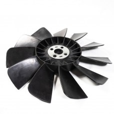 Вентилятор ГАЗ-3302 11-ти лопастной черный