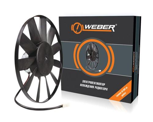 Вентилятор электрический ГАЗ-3110 ДВС 406 WEBER