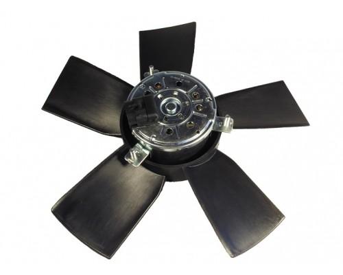 Вентилятор электрический ГАЗ-3110,3302 ДВС 406 BOSCH 5 лопас