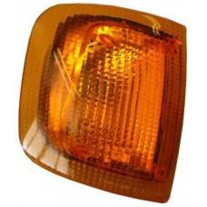 Указатель поворотов ГАЗ-31029 левый желтый