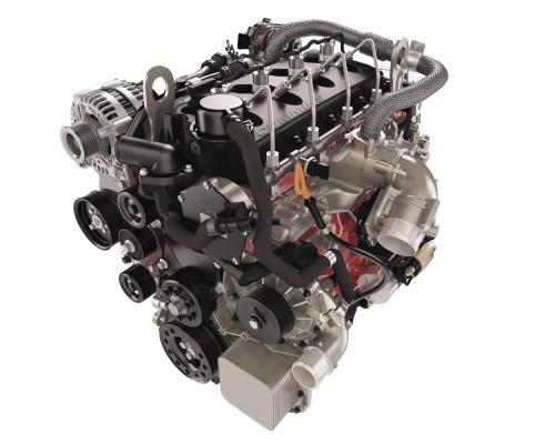 Двигатель ГАЗ-3302 ДВС Камминз (ISF2.8) 3129002 Евро-3