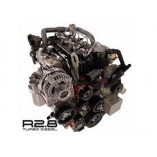 Двигатель ГАЗ-3302 ДВС Камминз (ISF2.8) Евро-4