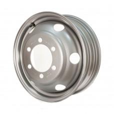 Диск колеса ГАЗ-3302 R-16 GOLD Wheel EXTRA усилен.черная упа