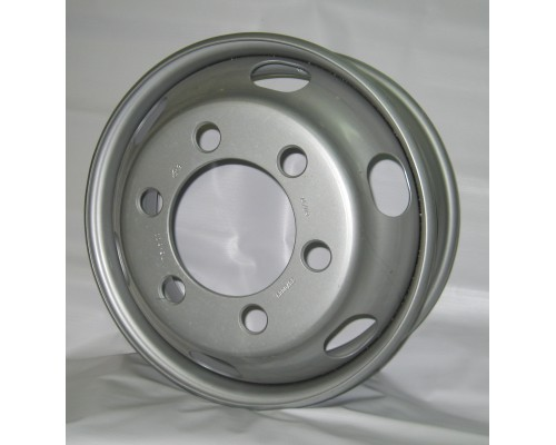 Диск колеса ГАЗ-3302 R-16 GOLD Wheel стандарт 950кг черн.упа