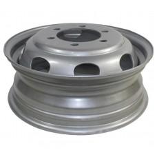 Диск колеса ГАЗ-3302 Н.Новгород 3302-3101015-05 серебро