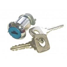 Замки дверей с ключами ГАЗ-3302 1 шт. Бизнес