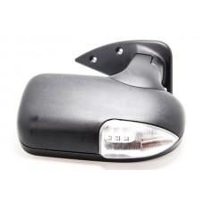 Зеркала ГАЗ-3302 ручной привод без обогрева Черный К матовые