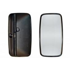 Зеркало боковое  NEXT КАМАЗ МАЗ  195x410мм V6 сфера
